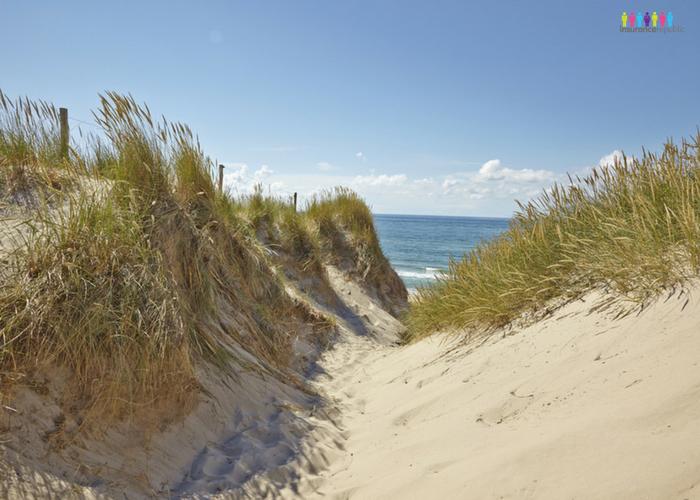 Skagen Denmark Sand Dunes