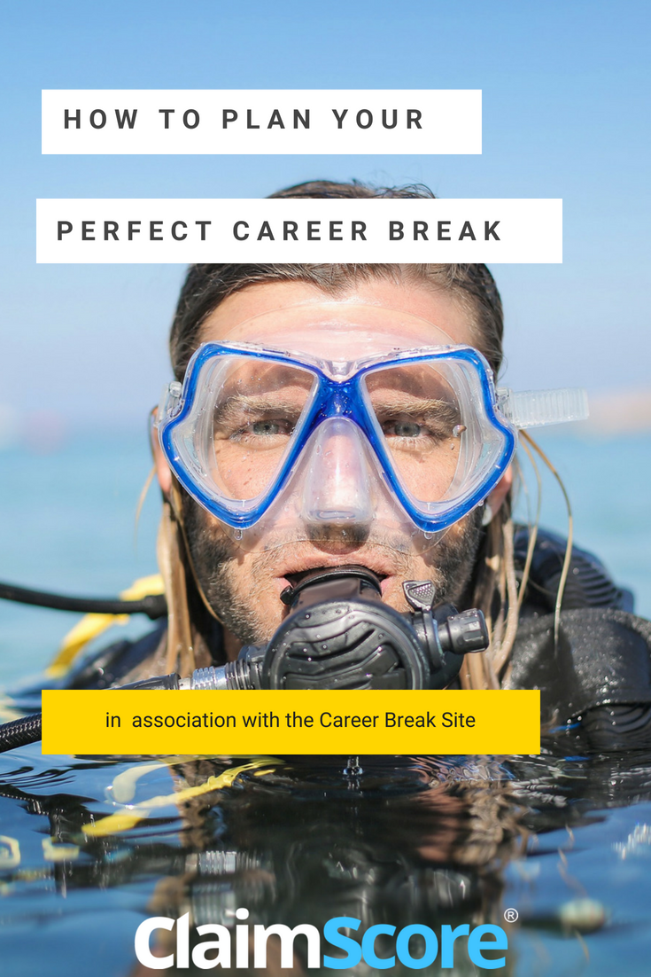 tips to plan your perfect career break