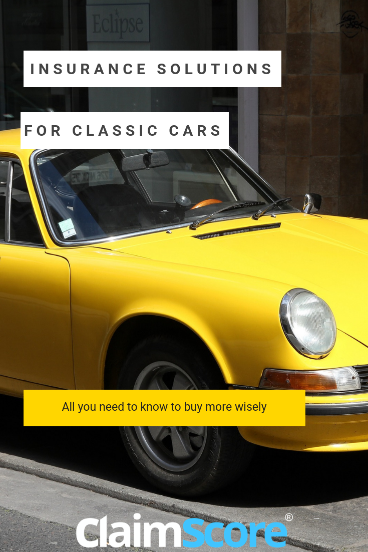 pin this mini guide on classic car insurance for later on your Pinterest board