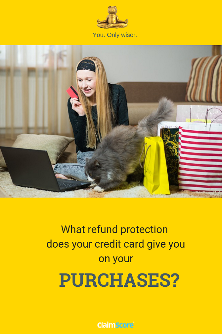 Claimscore Guide: claiming a refund on credit card purchases using Section 75