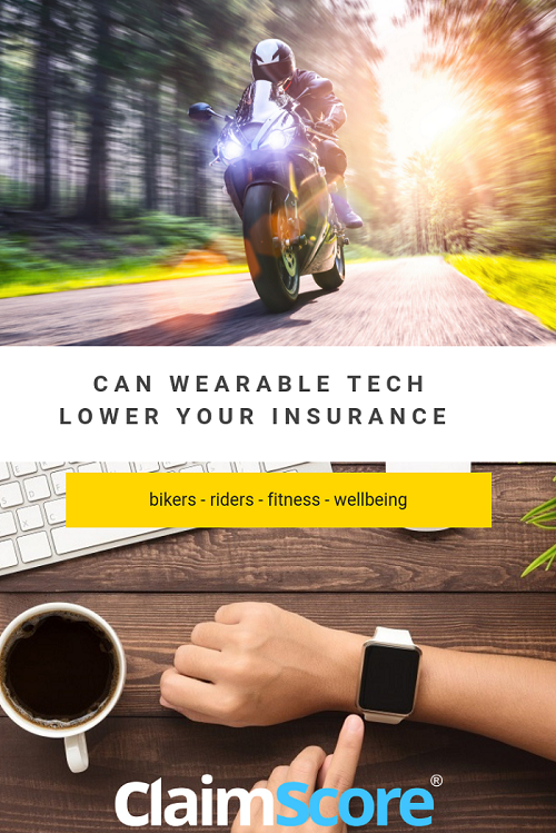 Can wearable tech keep your insurance lower