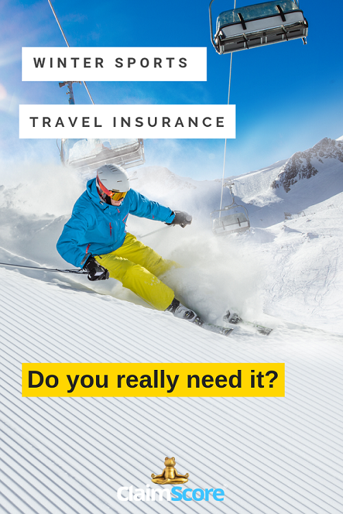 Claimscore guide to wintersport travel insurance