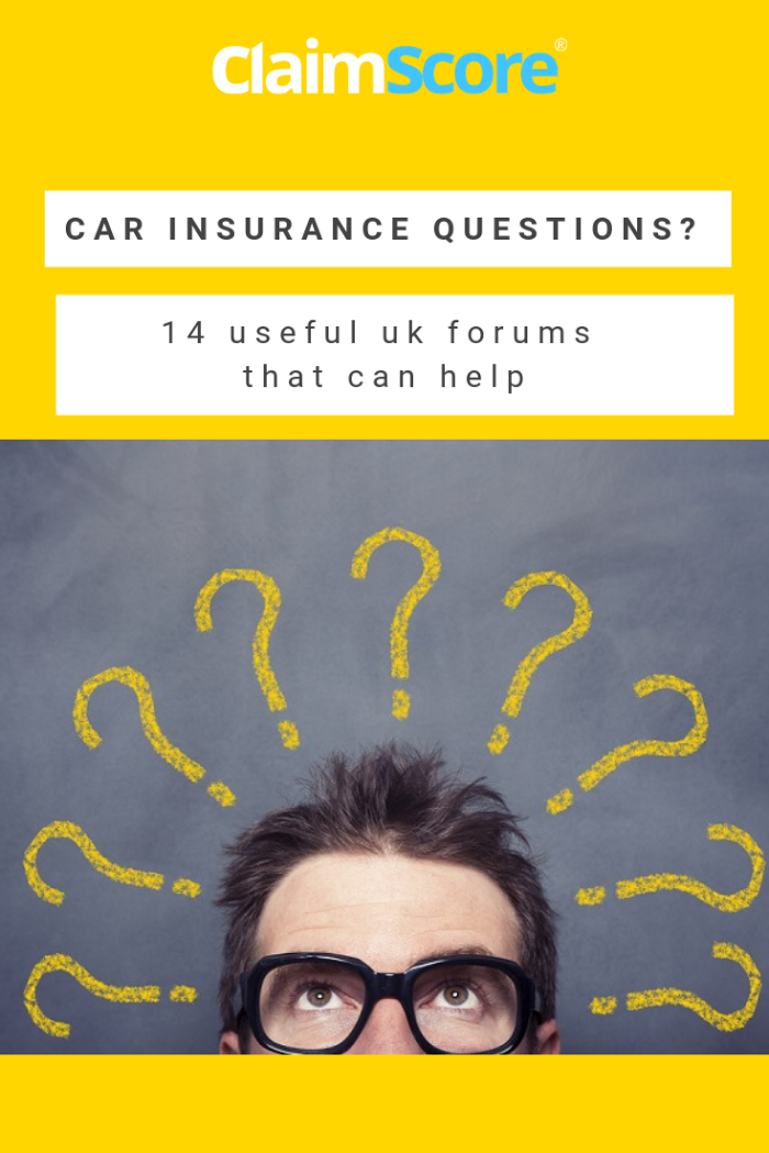 car insurance forums uk round up list